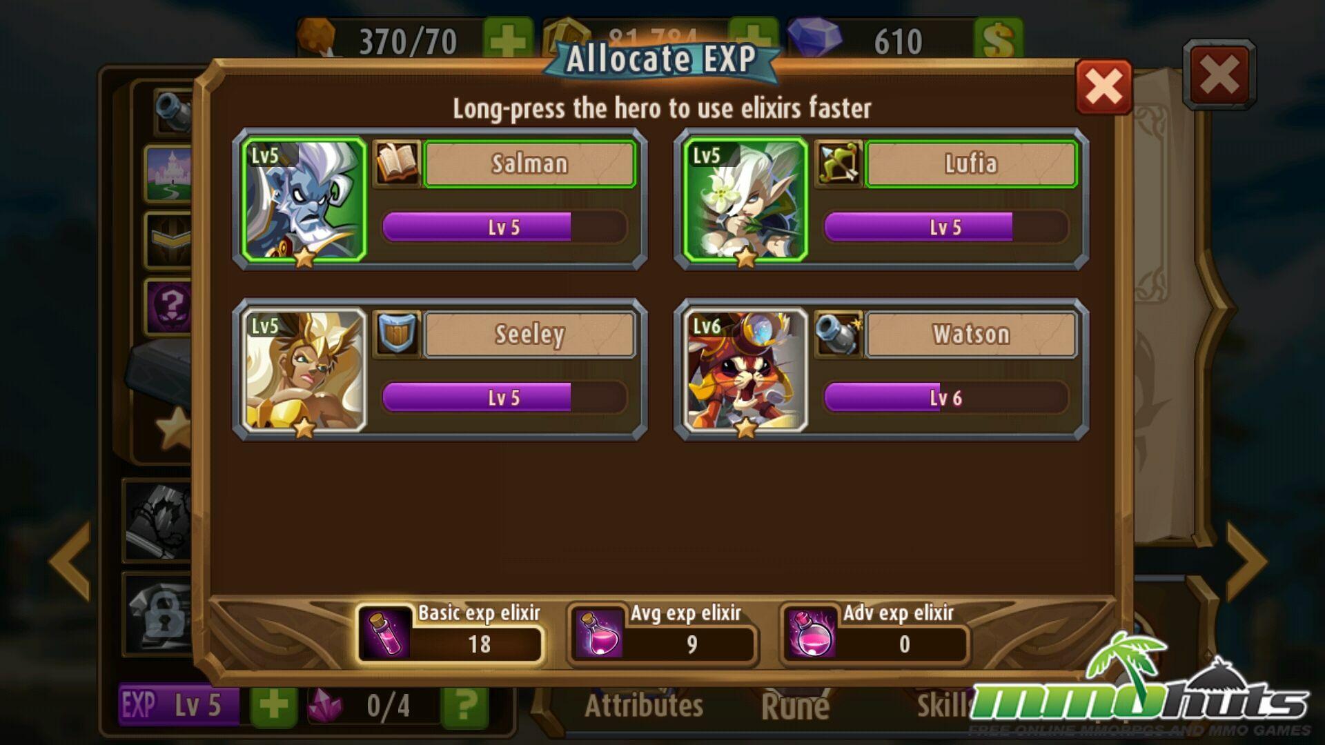 Magic Rush: Heroes Game Review