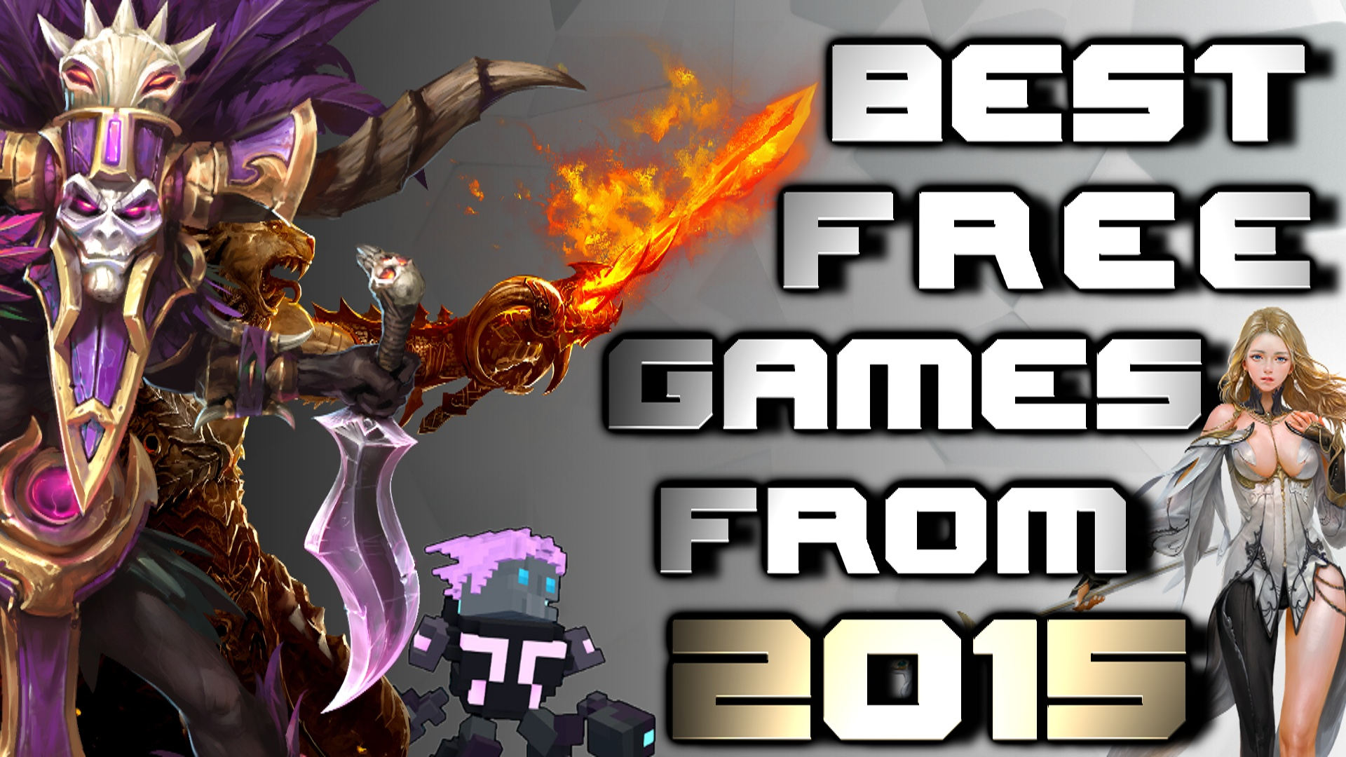 MMOHuts Best Free to Play Games of 2015
