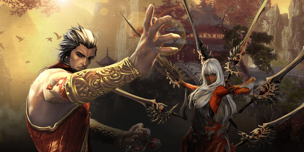 Blade & Soul Head Start Begins news header