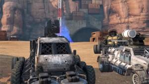 Crossout Battle Test Trailer