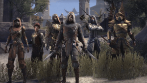 The Elder Scrolls Online Thieves Guild Teaser thumbnail