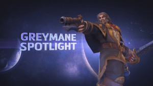 Heroes of the Storm Greymane Spotlight video thumbnail