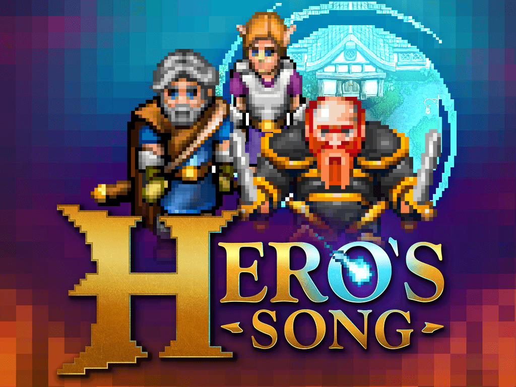 Hero's Song Key Art