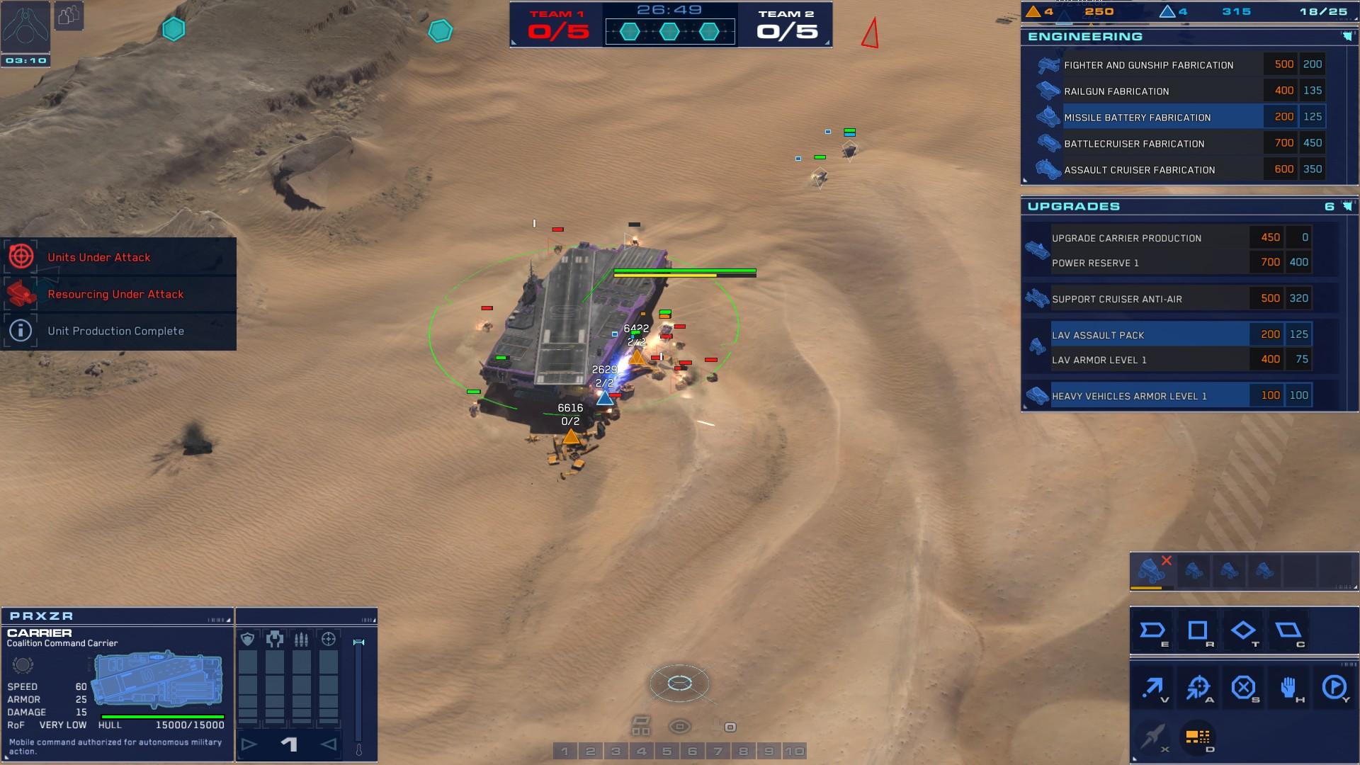 Homeworld: Deserts of Kharak Game Review