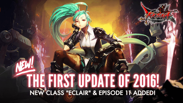 Kritika Releases New Character Eclair in Latest Update thumbnail