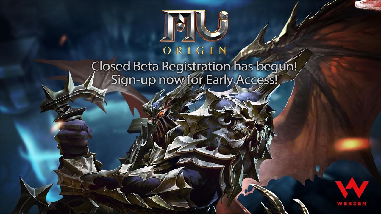 MU: Origin Begins Western Android Closed Beta on January 25th news header