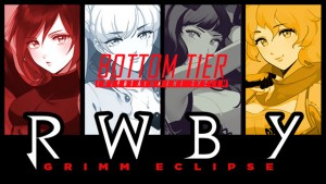 RWBY First Look