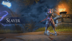 Skyforge Slayer Gameplay Trailer thumbnail