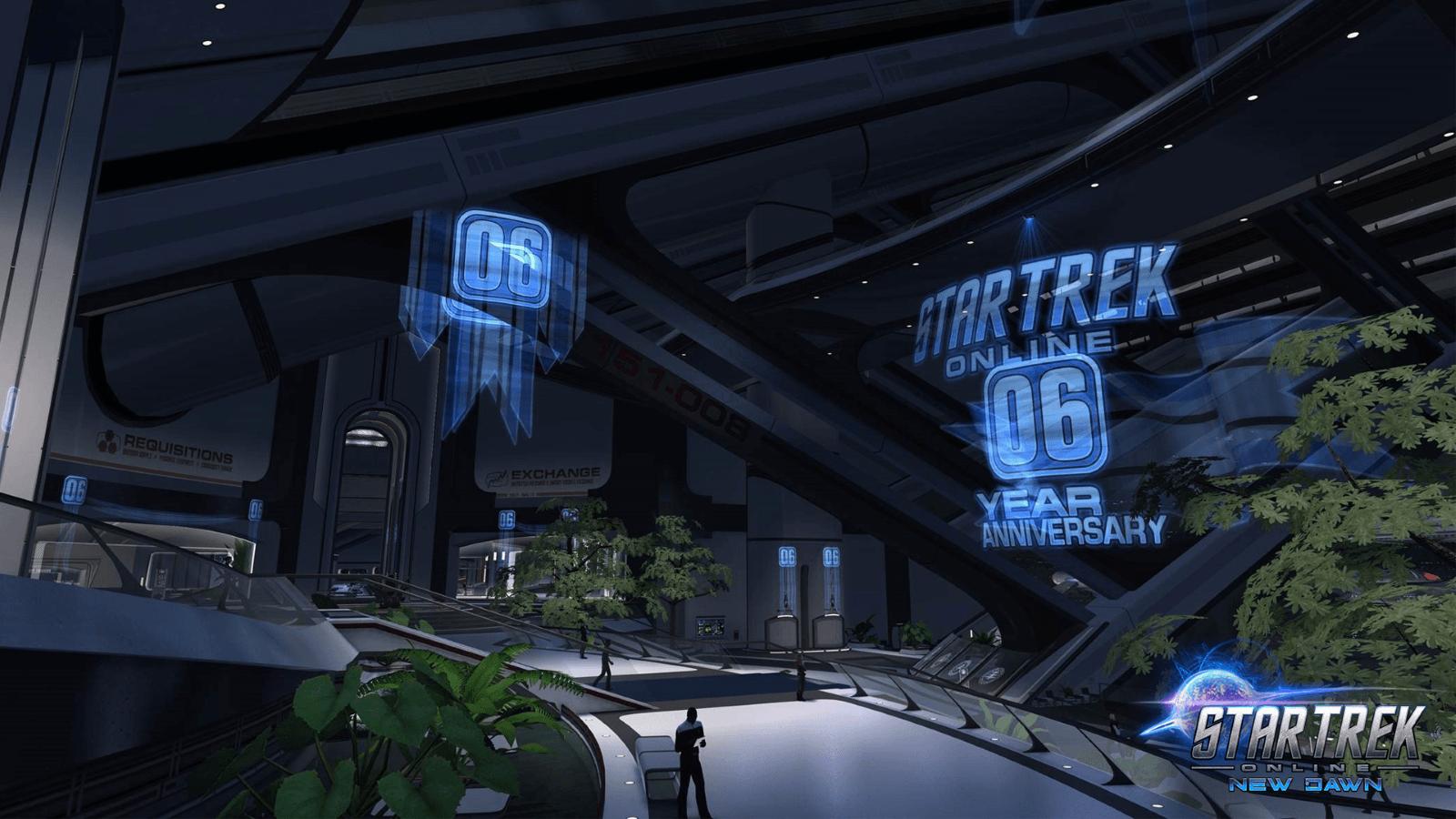 Star Trek Online Celebrates Six Years Online news header