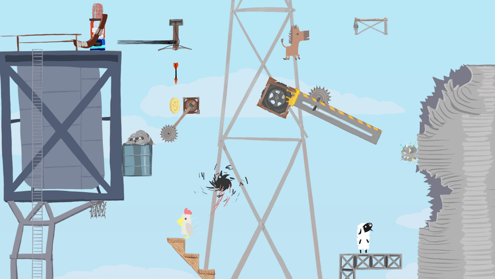 Ultimate Chicken Horse - PAX South 2016