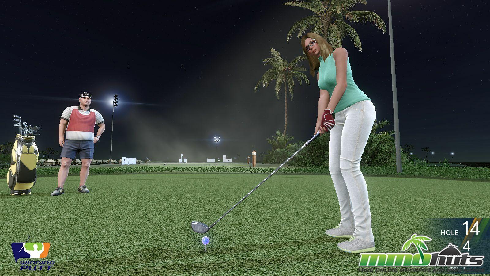 Winning Putt Thumbnail Gameplay stroke golf girl