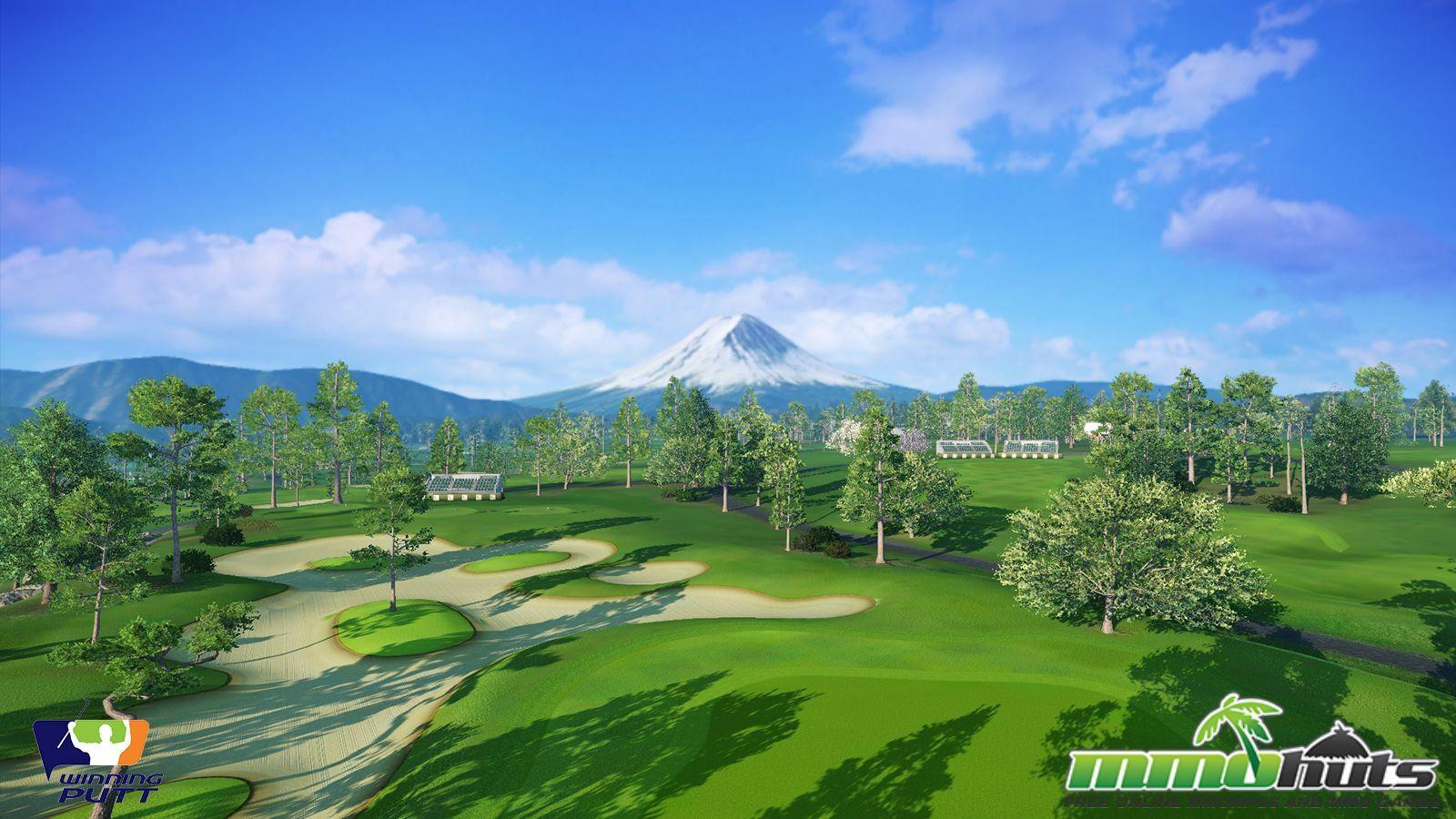 Winning Putt Preview Screenshot 15 Golf Course Day