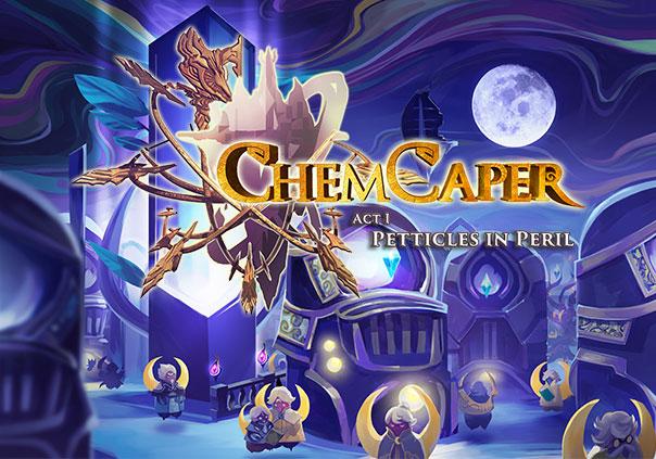 ChemCaper Main Image