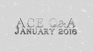 Crowfall ACE Q&A for January 2016 video thumbnail