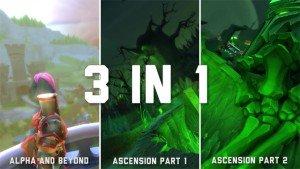 Dungeon Defenders II Ascension Update