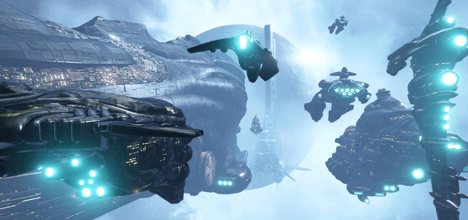 EVE: Valkyrie Alpha Test Begins January 18 news header