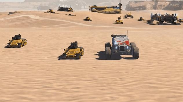 Homeworld: Deserts of Kharak Launch Trailer thumbnail