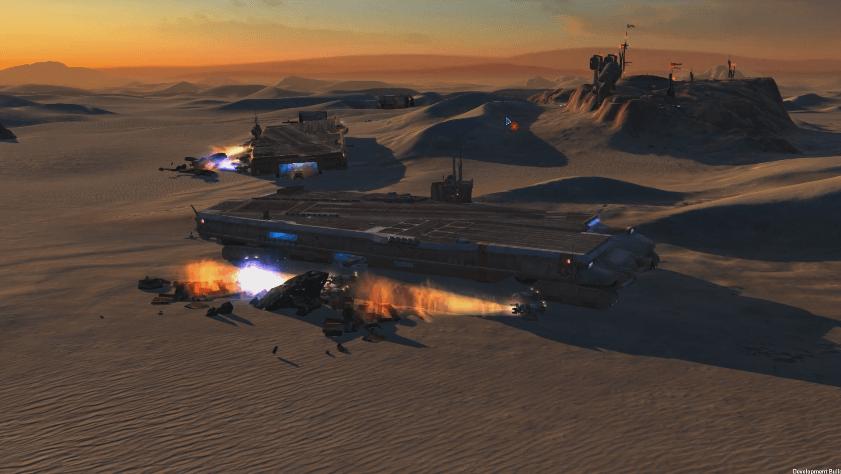 Homeworld: Deserts of Kharak Multiplayer Sneak Peek video thumbnail