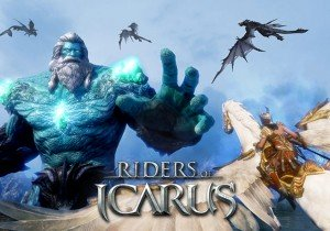 Riders of Icarus Main Image