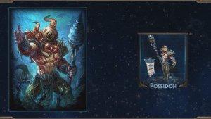 Smite King of the Deep Poseidon Skin Preview video thumbnail