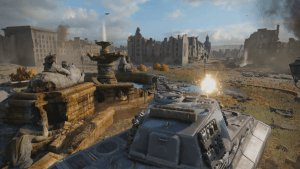 World of Tanks PlayStation 4: Dev Diary 2 video thumbnail