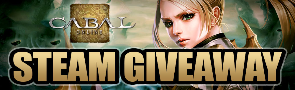 Cabal Steam Launch Pack Giveaway