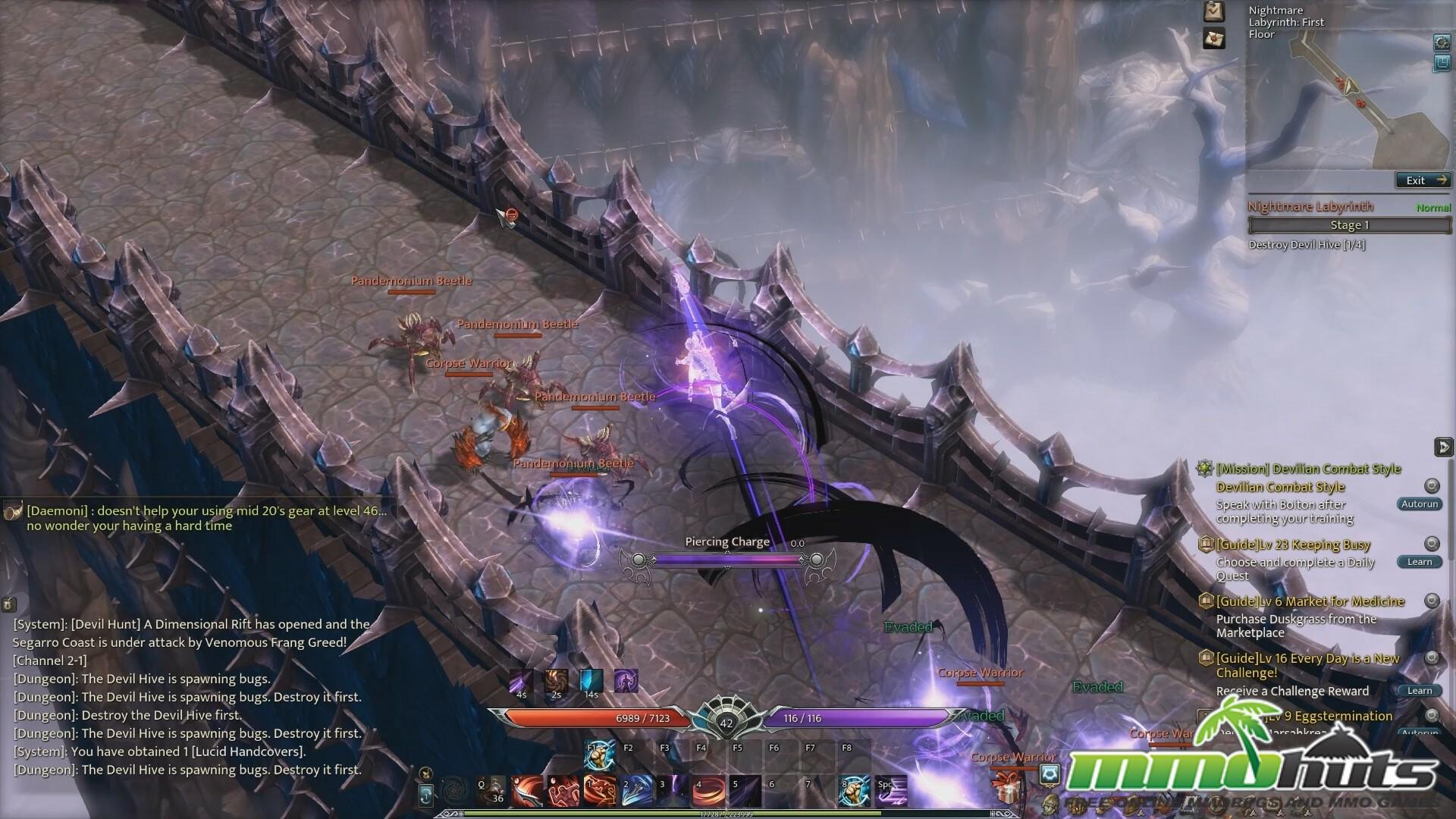 Devilian Class Review: Tempest
