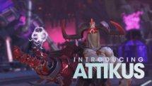 Battleborn Attikus Spotlight video thumbnail
