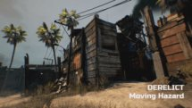 Moving Hazard Derelict Map Fly-Through thumbnail