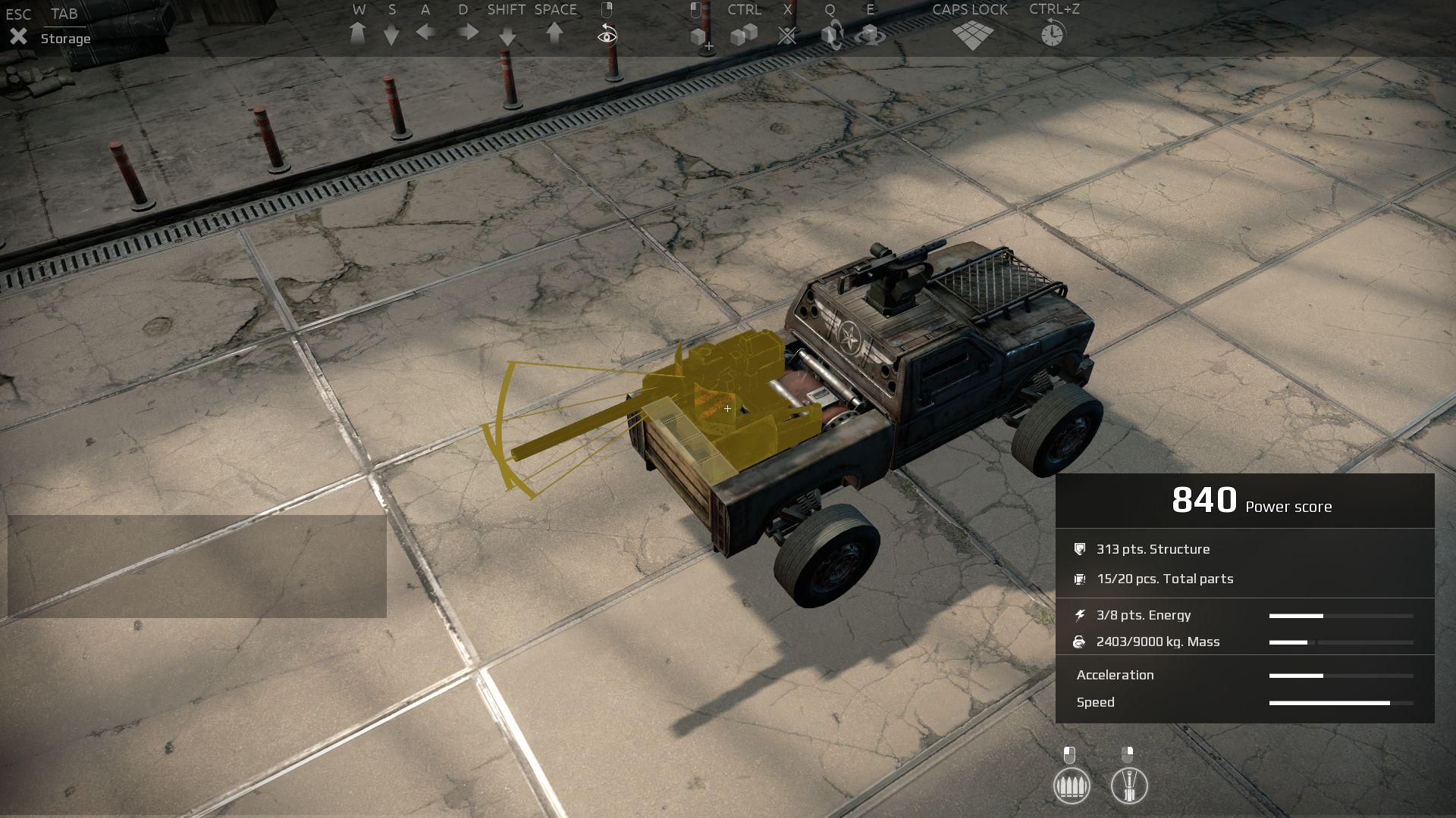 Crossout Beta Impressions