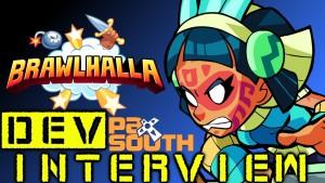 Brawlhalla Dev Interview - PAX South