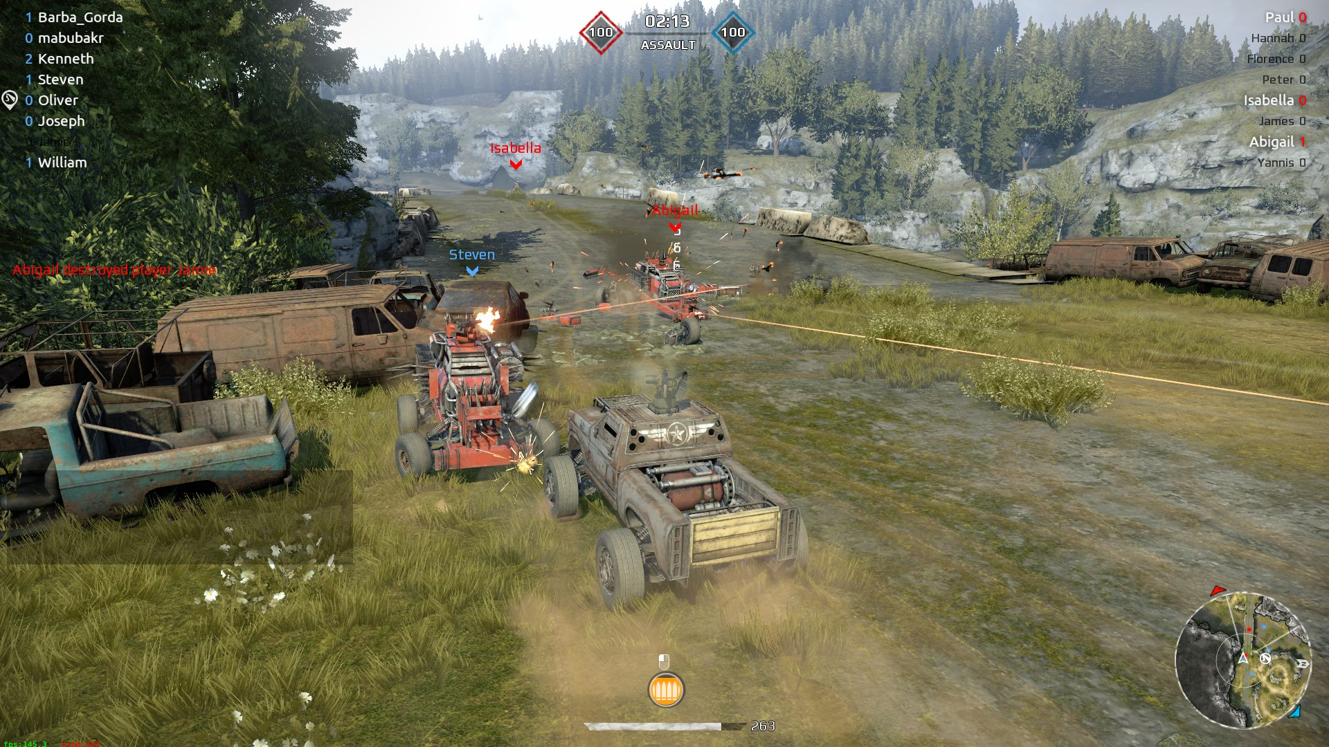 Crossout Beta Impressions