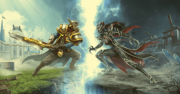 Dragon Front: World's First Virtual Reality Collectible Card Game Revealed