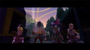 Dungeon Defenders II Dragonfall