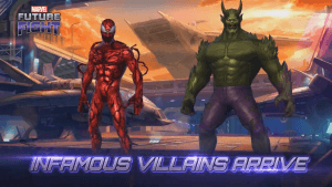 Marvel Future Fight Infamous Villains Trailer thumbnail
