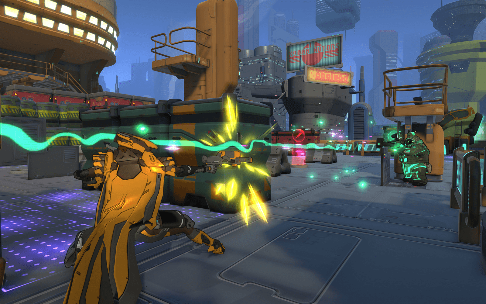 Atlas Reactor Alpha Press Preview header