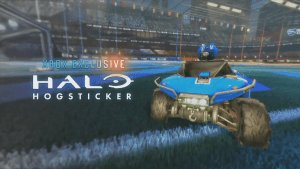 Rocket League Xbox One Launch Trailer thumbnail