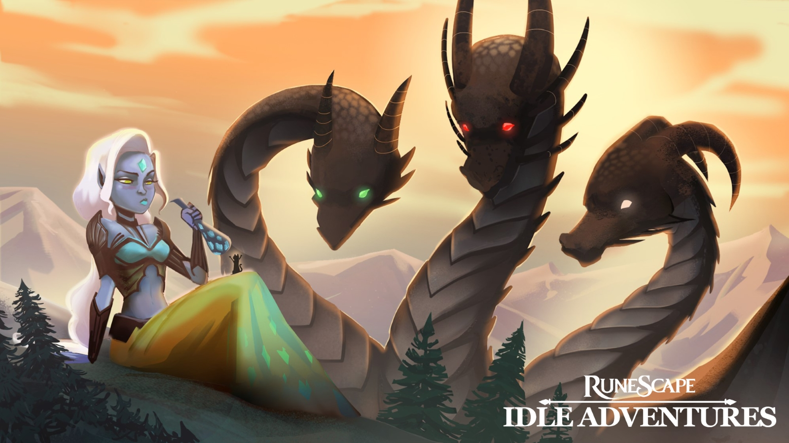 RuneScape: Idle Adventures Announced header