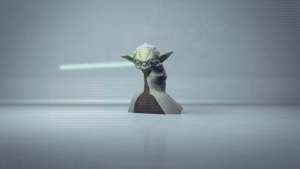 Star Wars: Galaxy of Heroes Grand Master Yoda Trailer thumbnail