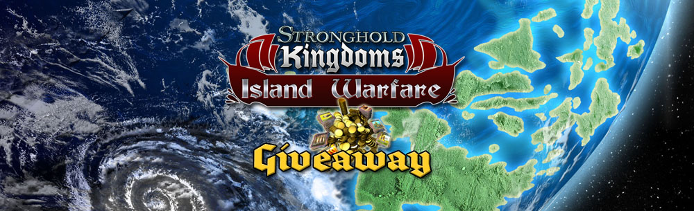 Stronghold Kingdoms Islands MMOHuts giveaway