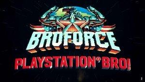Broforce Playstation 4 Trailer