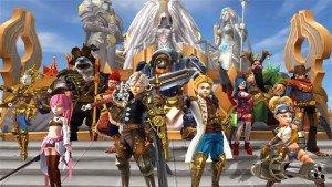 Heroes Of Skyrealm Reveal Trailer