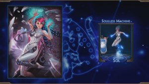 Smite Soulless Machine Sol Skin Preview video thumbnail