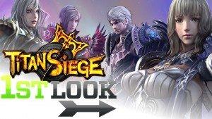 Titan Siege - First Look