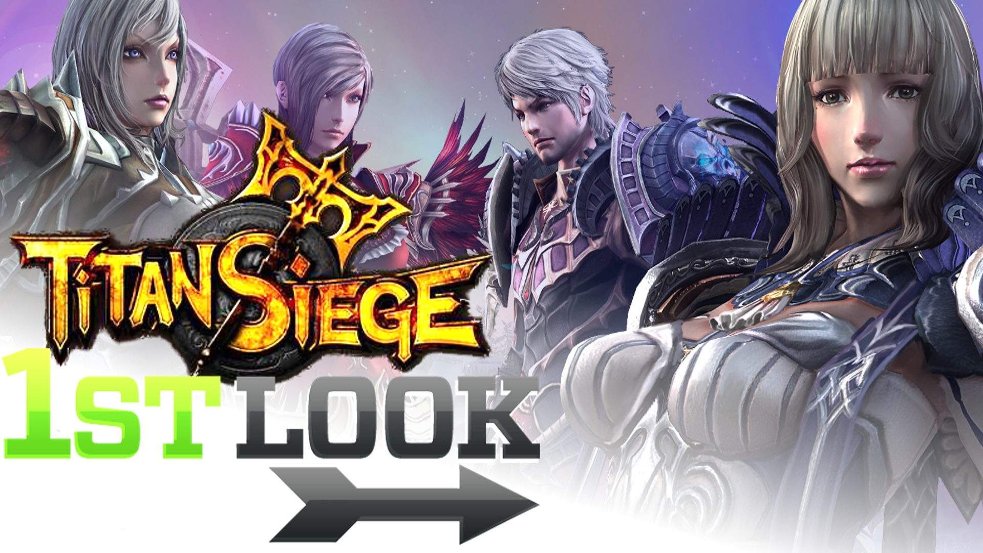 Titan Siege - First Look