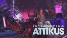 Battleborn Attikus Skills Overview Video Thumbnail