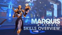 Battleborn Marquis Skills Overview
