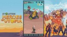 Evolution: Heroes of Utopia Gameplay Trailer