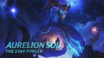League of Legends Aurelion Sol Champion Spotlight Video Thumbnail