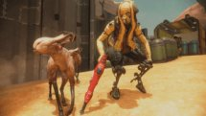Warframe Sands of Inaros Trailer thumbnail